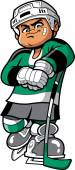Ice hockey player