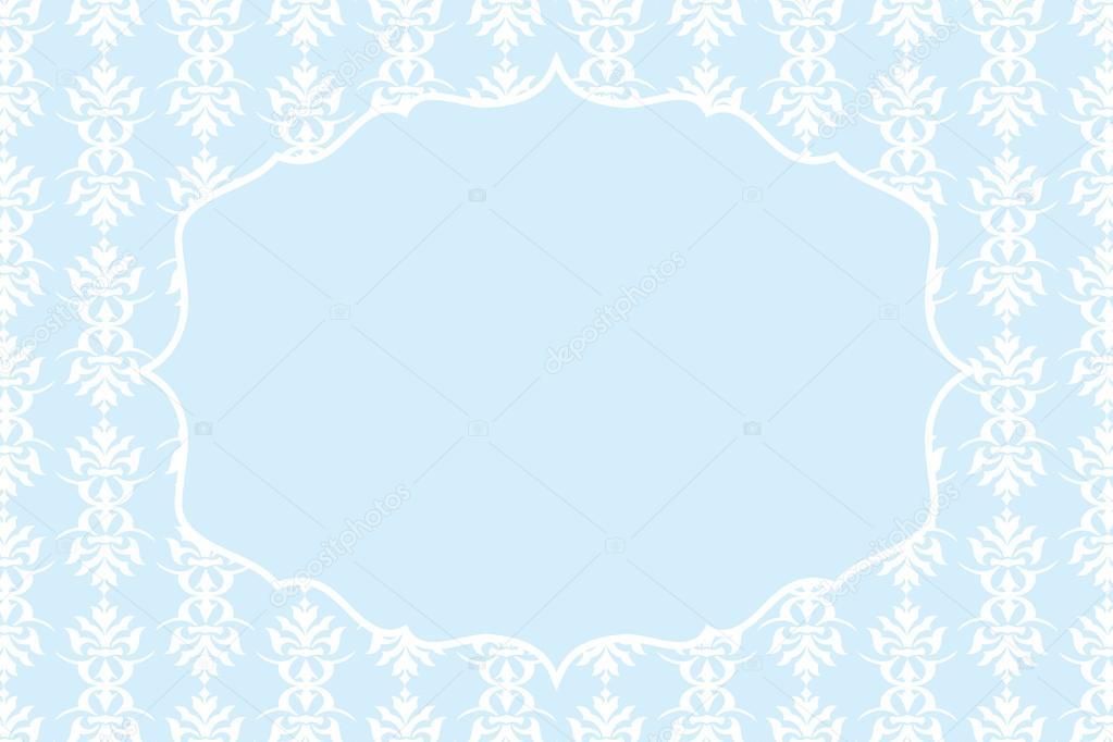 Plantilla de tarjeta de fiesta vintage — Archivo Imágenes ...