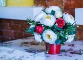 kytice na stůl
