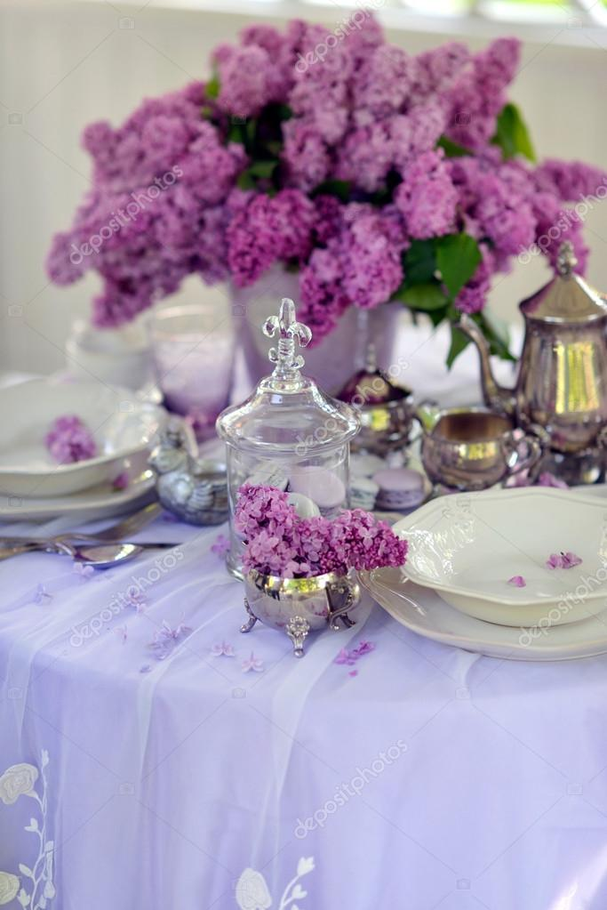 lilac Still Life