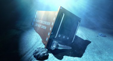 Flight Recorder Under The Sea