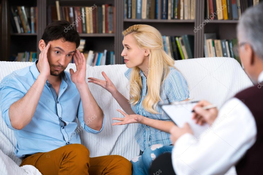 Concept for family consultation with psychologist