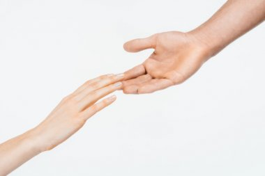 Nice photo of two hands