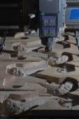 Dřevoobráběcí frézka