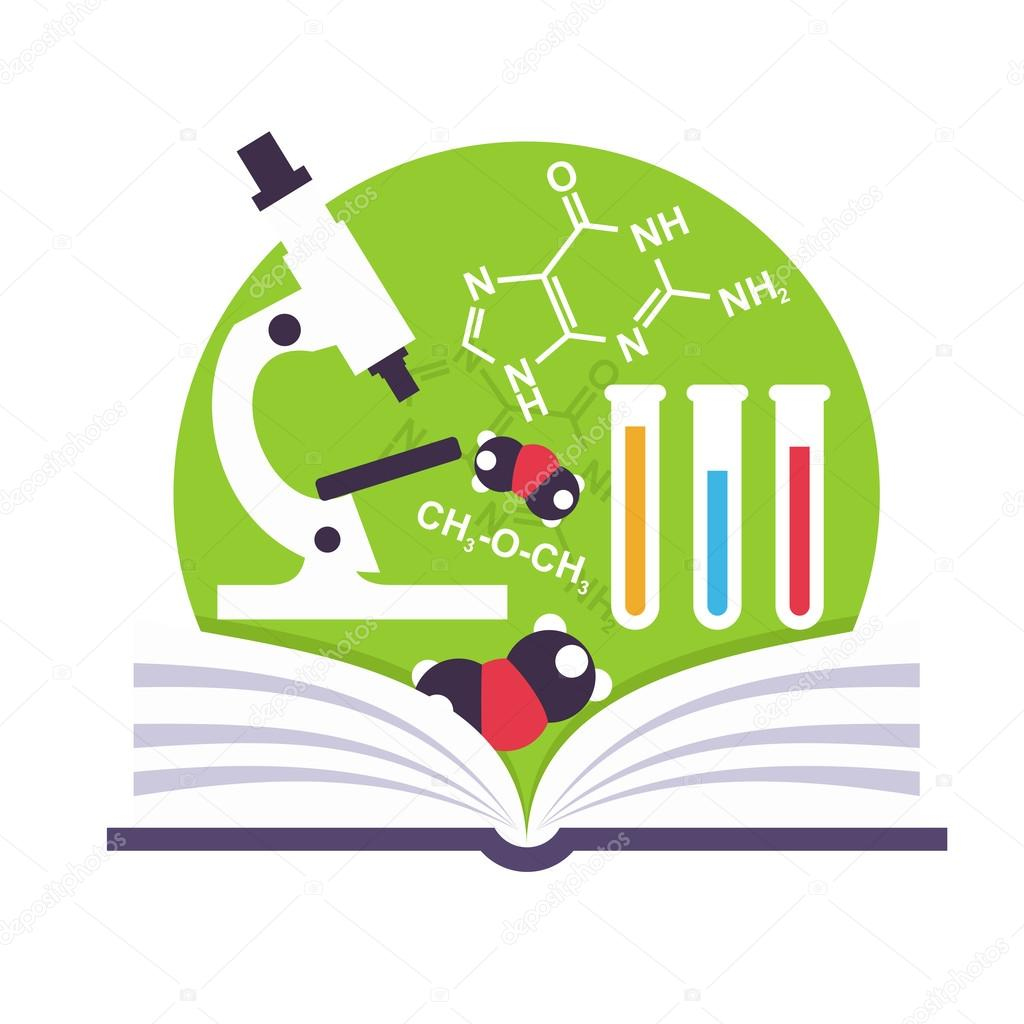 Organic Chemistry Emblem ⬇ Vector Image by © weit   Vector Stock 84798256