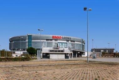 Ergo Arena in Sopot, Poland