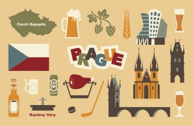 Traditional symbols of the Czech Republic