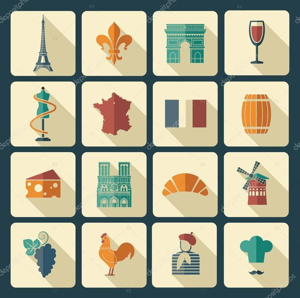 Traditional Symbols Of The French Culture