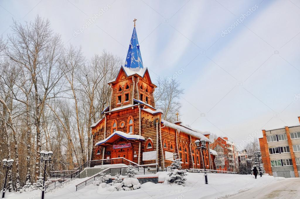 Church in Tomsk