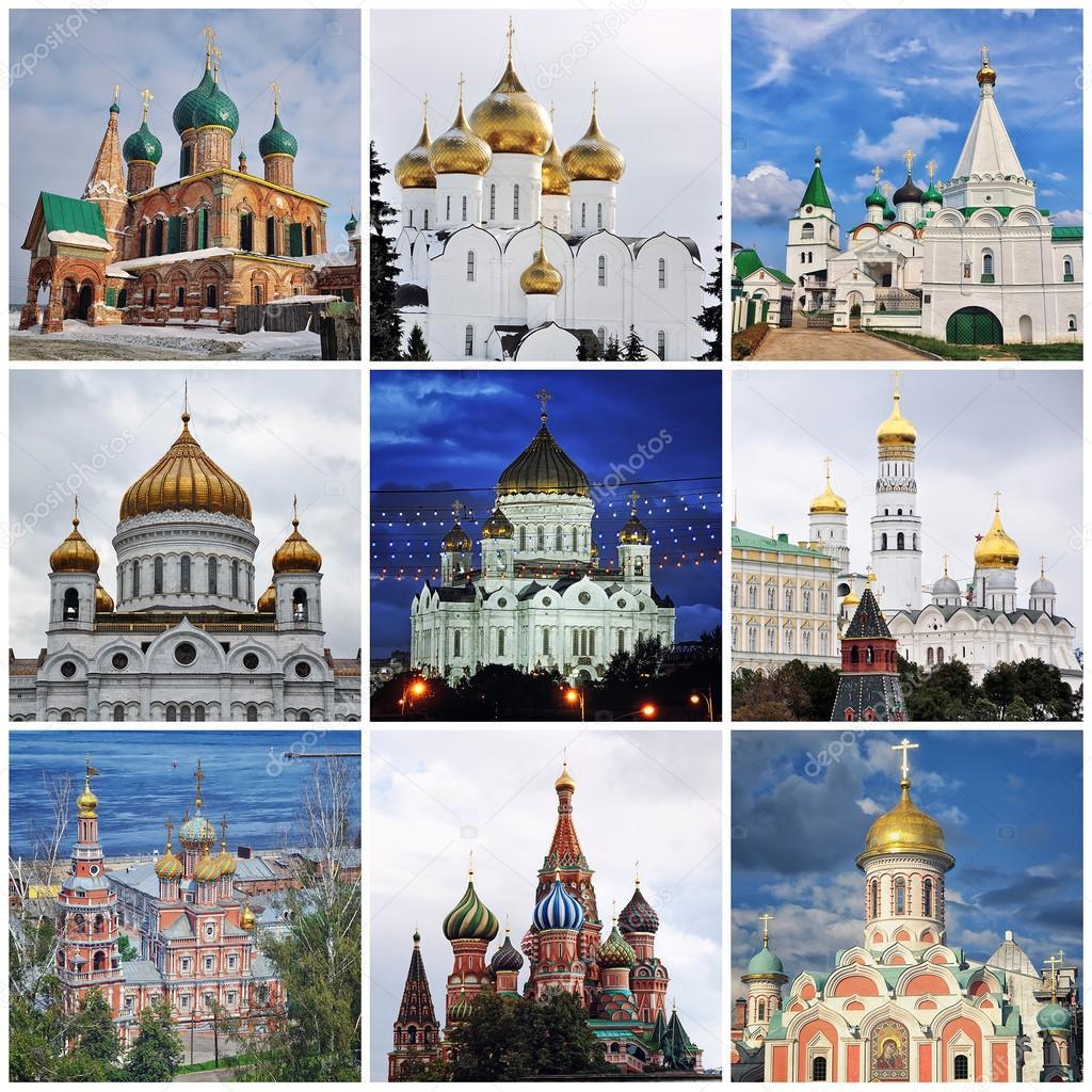 Russian Churches