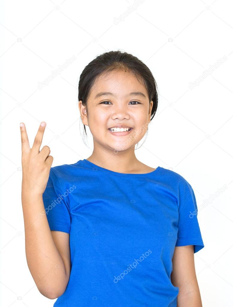 thumb Asian teen