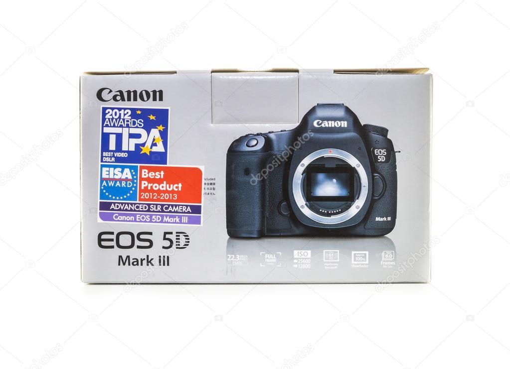 Canon 5d Mark III Dslr in Ungeöffnete Box, Nur für redaktionelle ...