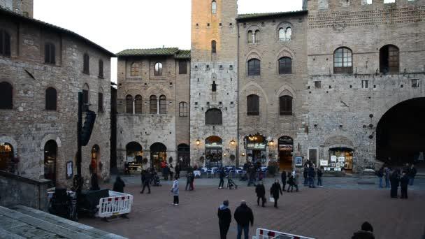 San Gimignano, Itálie