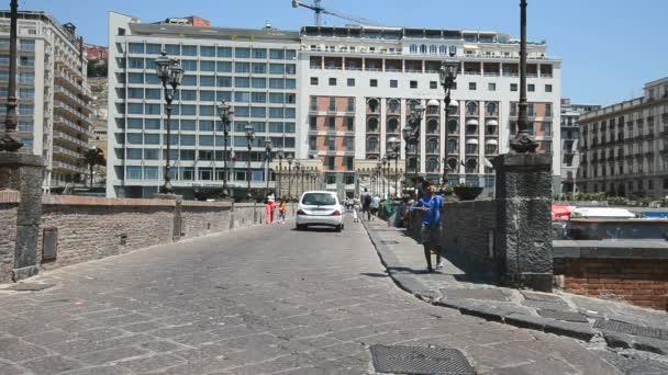 Naples,Castel dell Ovo