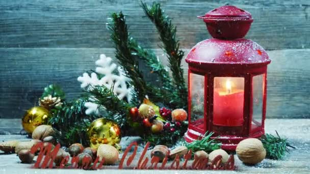 Vánoční pozadí atmosféry