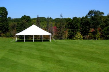 White events tent
