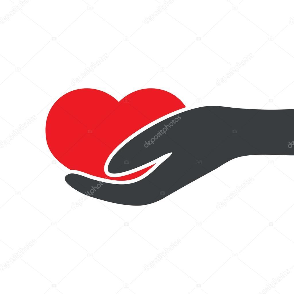 Znalezione obrazy dla zapytania serce na dłoni