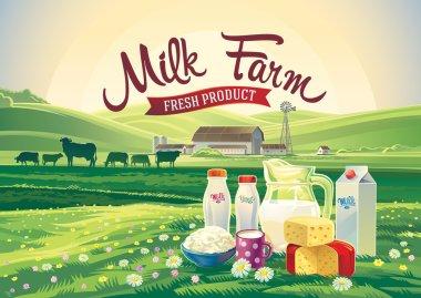 milk farm concept design