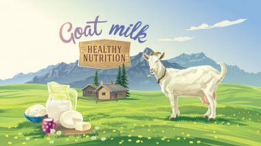 goat farm dairy products