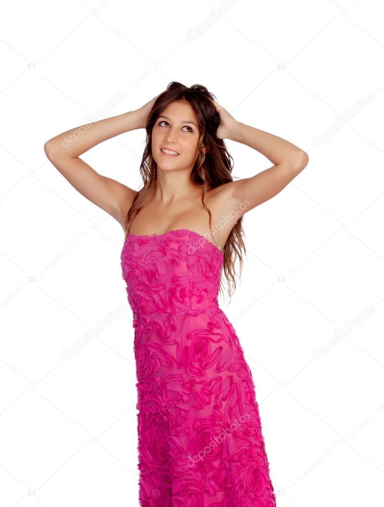 Asombroso Vestidos De Dama De Apariencia Vintage Foto - Ideas de ...