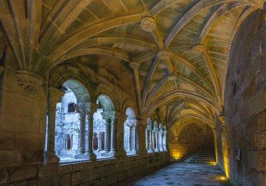 Monastery of Santo Estevo de Ribas de Sil