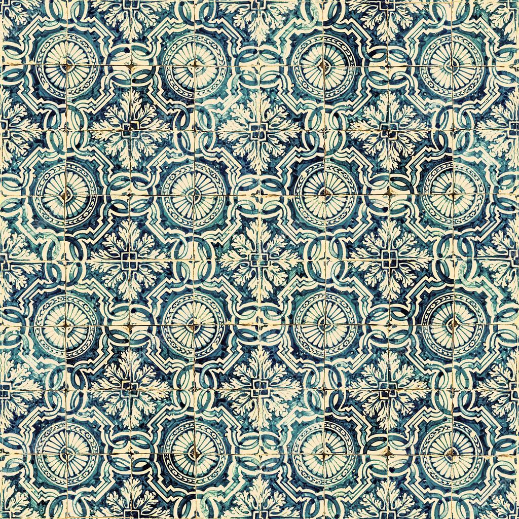 Azulejos Portugiesische Fliesen Stockfoto Javarman - Portugiesische fliesen azulejos