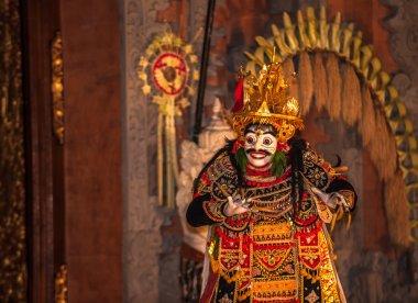 Legong, traditional Balinese dance