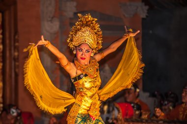 Legong traditional Balinese