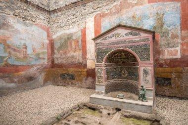 Interior of Casa della Fontana Piccola