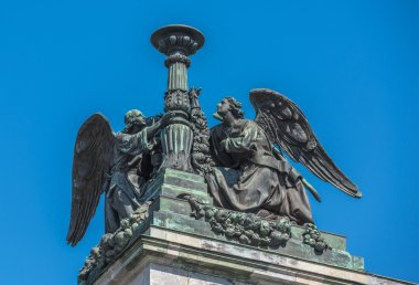 Angels of Saint Isaac's Cathedral