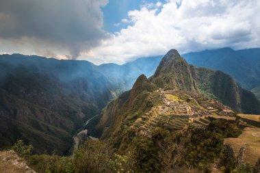 Machu Picchu,  World Heritage Site.