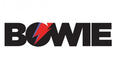 Bowie lightning bolt graphic