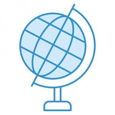 Business and technology icon for world  & earth icon