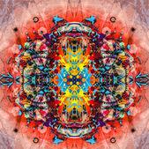 Fotografie abstraktní barevné pozadí