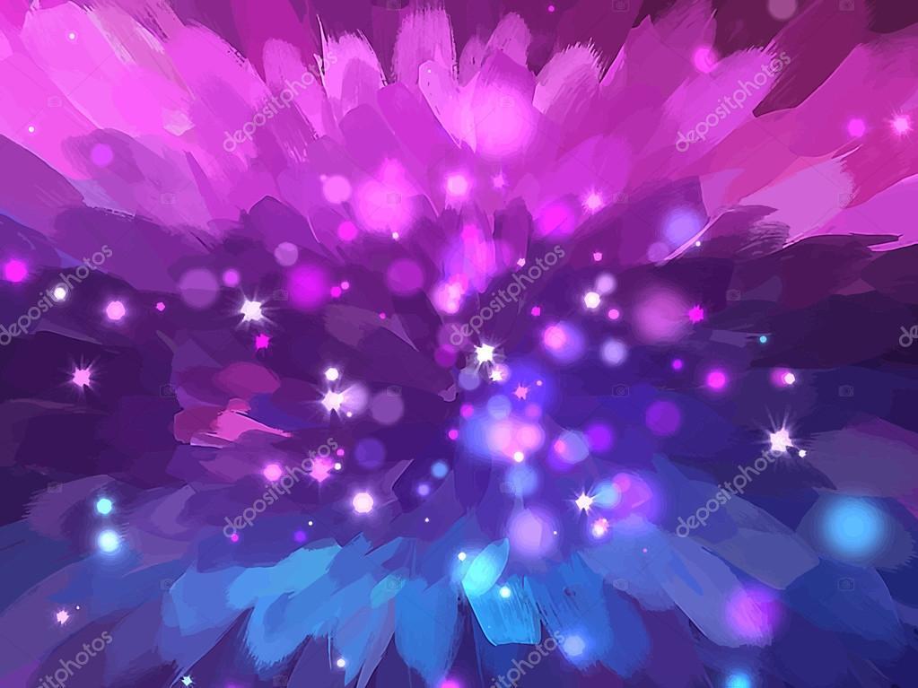 Imágenes: Destellos De Color Rosa