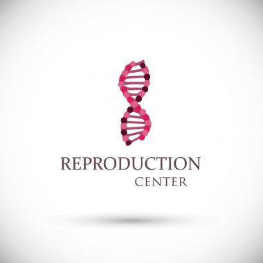 Logo reproduction and genetic research center
