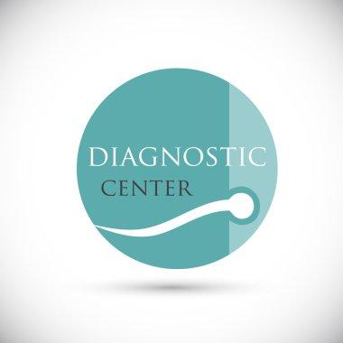 Reproduction center or clinic logo