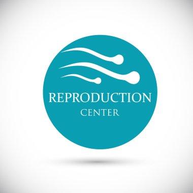 Reproduction center logo