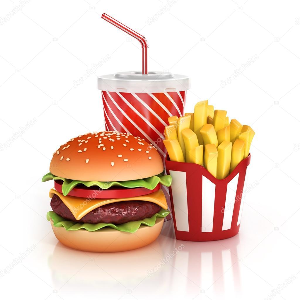 Dessin De Faste Food