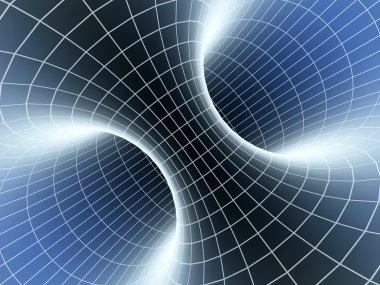 cosmic wormhole, space travel