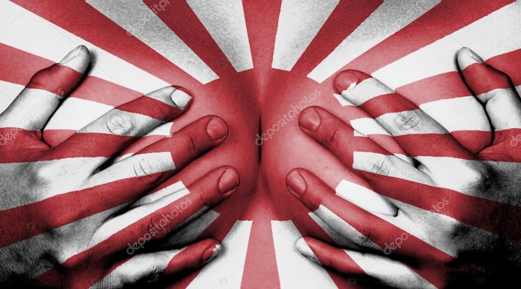 Ιαπωνικό στήθος σεξ