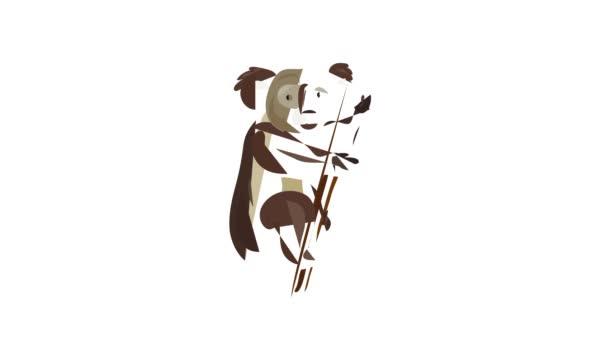 Koala icon animation