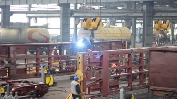 Továrna na výrobu vozů