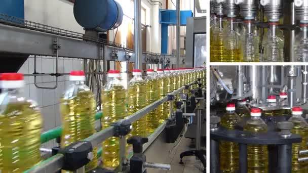 výrobní linky v továrně