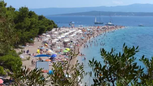 Summertime at Adriatic Sea