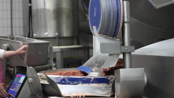 Fleischverarbeitungsprozess