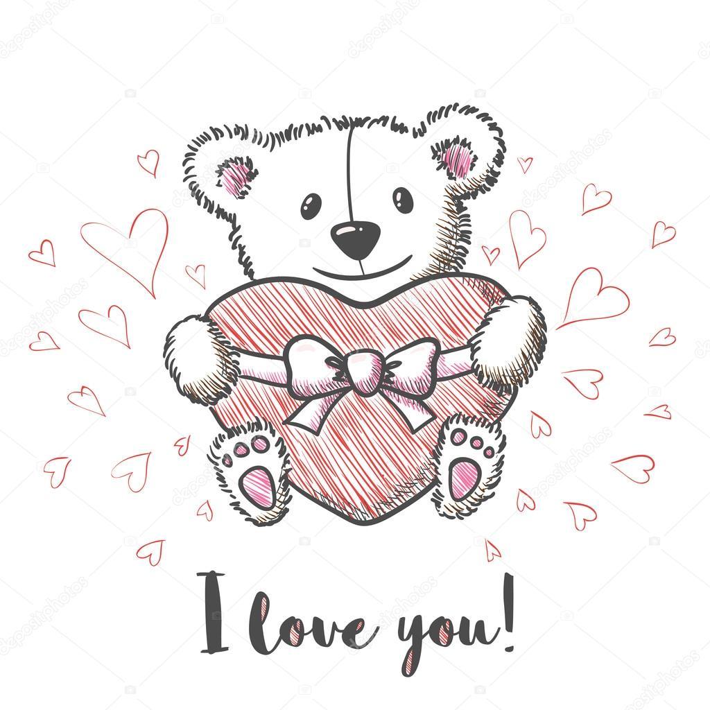 Süße Liebes Bilder Gezeichnet