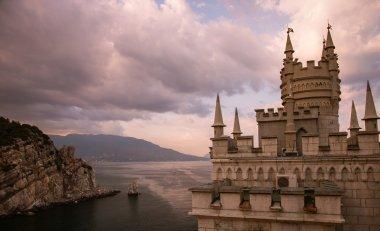 Castle Swallow's Nest near Yalta