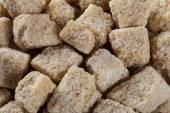 třtinový cukr kostky