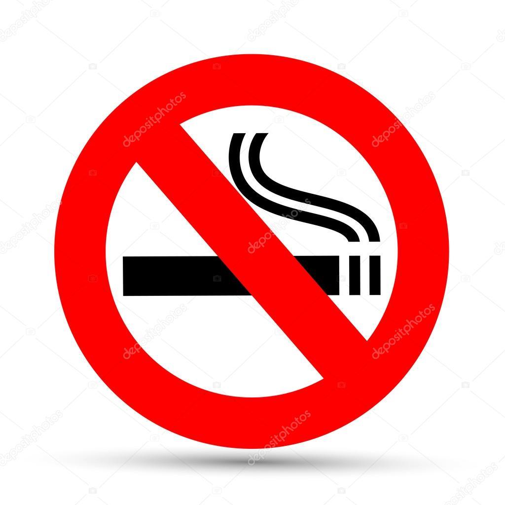 Nichtraucher zeichen